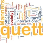 Minding the P's and Q's of Online Etiquette
