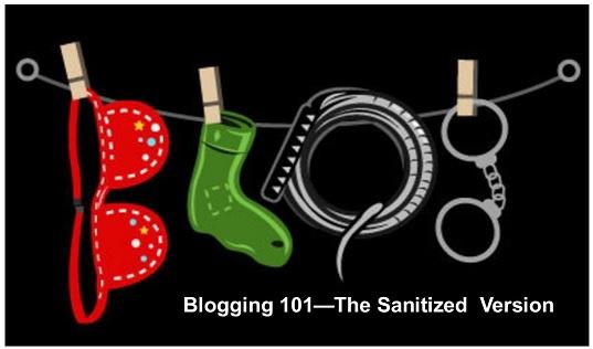 Blogging 101-1